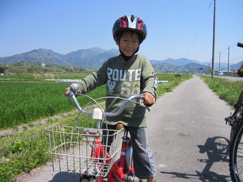 4月サイクリング2