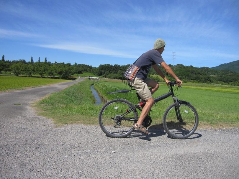 よし自転車2