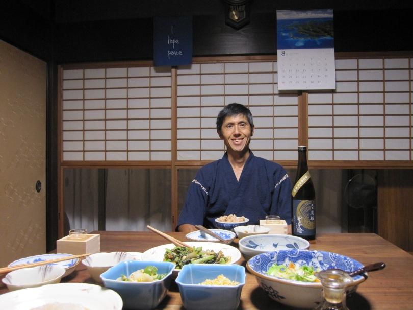 wataribune with yoshi