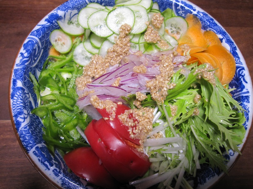 raw food salad