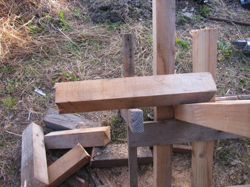 木きり台2