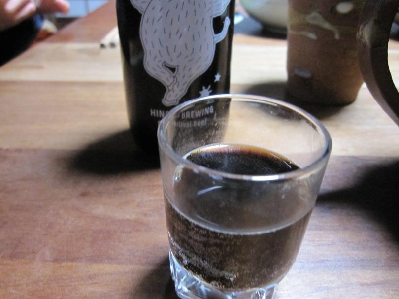 kudari in sake cup