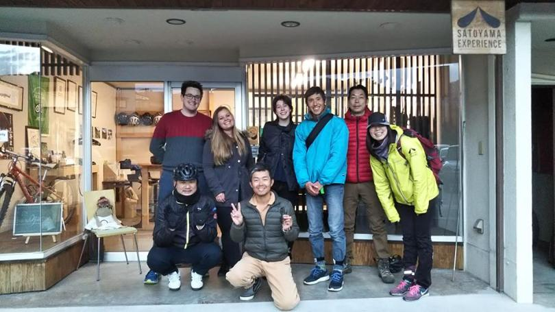 satoyama cycling tour