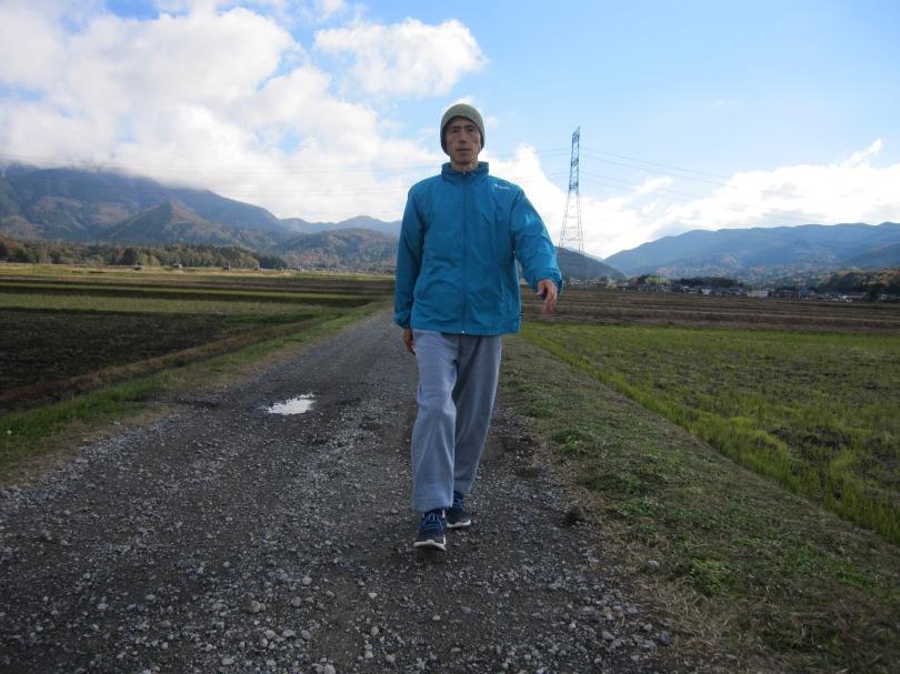 satoyama walking
